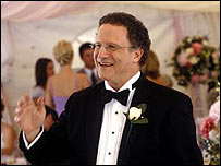Albert Brooks in The In-Laws