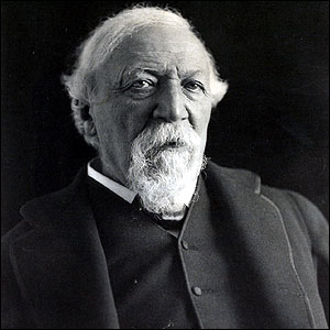 Robert Browning by Eveleen Myers