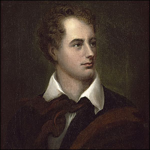 Lord Byron by Thomas Phillips