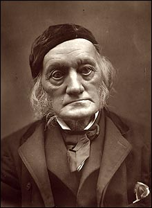 Sir Richard Owen by Herbert Rose Barraud