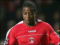 Charlton's Kevin Lisbie