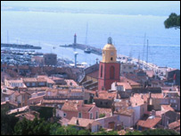 St Tropez