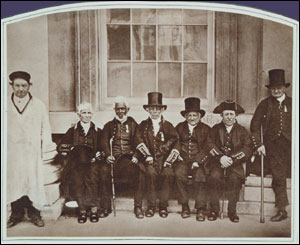 Greenwich Pensioners (1854)