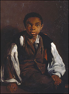 Black Boy by William Windus (1844)