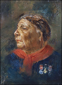 Mary Seacole by Albert Charles Challen (1869)