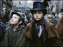 Barney Clark and Harry Eden