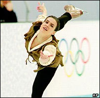 Ex-GDR ice skating champion Katarina Witt