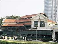 The Singapore Cricket Club