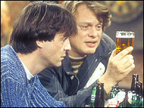 Image of comedy Men Behaving Badly