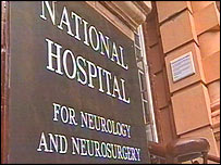 National Hospital for Neurology, London
