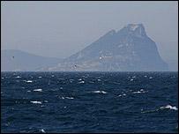 Peñón de Gibraltar. Foto Manuel Toledo.
