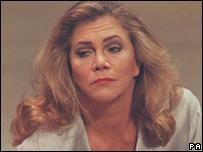 Kathleen Turner in The Graduate