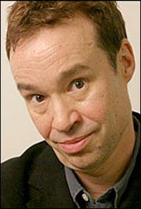 Ben Brantley (credit: Brent Murray/NYTimes.com)