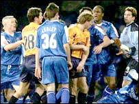 Cardiff City v Millwall