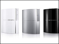 Image of Sony's PlayStation 3