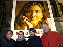 Ingrid Betancourt's family