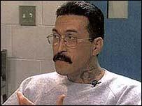 René Enríquez, ex miembro de una pandilla mexicana