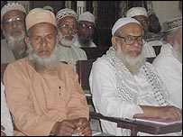 Bangladesh clerics