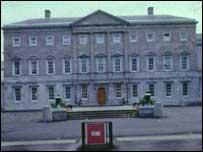 The Irish parliament, the Dail