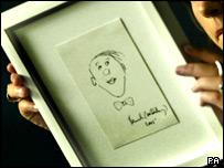 Sir Paul McCartney's sketch