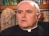 Dr Seamus Hegarty, Bishop of Derry