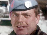 Lance Corporal Wayne Edwards