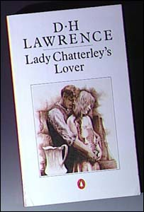 A Penguin edition of Lady Chatterley's Lover