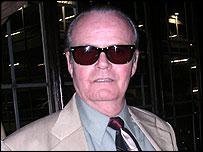 Jack Nicholson's lookalike