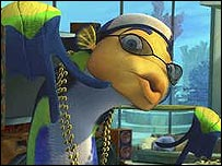 Will Smith's character in Shark Tale