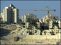 Maaleh Adumim settlement
