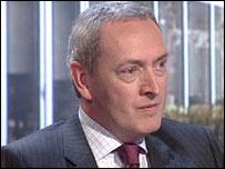 John Hutton, MP