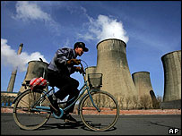 Coal-fuelled power plant    Image: Associated Press