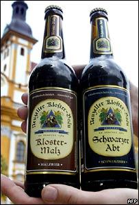 Klosterbrauerei Neuzelle beer