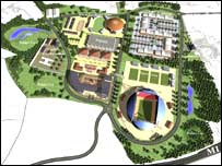 How the Maze site could look under the new proposals