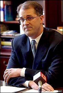 Kansas Attorney General Phill Kline