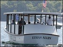 The Ethan Allen in July 2005