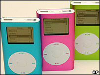 iPod Minis
