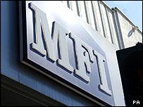 MFI sign
