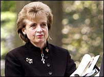 Harriet Miers, White House counsel