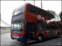 Spirit of London bus