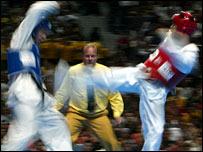 Taekwondo at the Olympics
