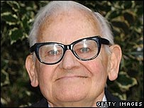 Ronnie Barker in 2004