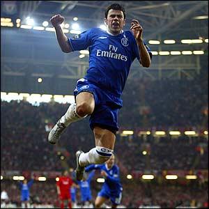 Chelsea's Mateja Kezman