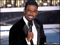 Chris Rock hosted the ceremony for the first time