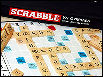 Scrabble in Welsh