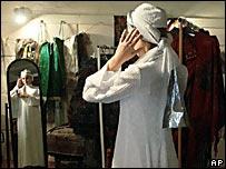 Мусульманская одежда хиджаб длинные