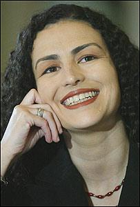 Marielos Monzón, periodista guatemalteca.