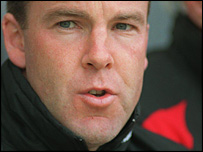Swansea manager Kenny Jackett