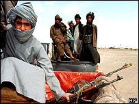 Taleban fighters (file photo)