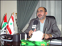 Abdala Kassir, parlamentario de Hizbolá